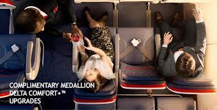 Delta Comfort Plus Seats Marriott And Starwood Platinum Members Now Eligible For Delta