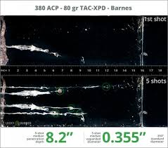 Barnes Tac Xpd 45 Acp 380 Auto Barnes Ammo For Sale 80 Gr Tac Xp Hollow Point Barnes