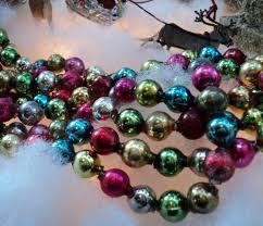 glass bead garland for tree rainforest islands ferry