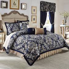 Queen Comforter On King Bed Shop Croscill Imperial Bed Linens The Home Decorating Company