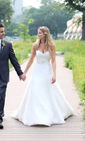amsale wedding dresses for sale used amsale wedding dress size 2 me today and