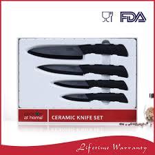 Best Ceramic Kitchen Knives Best Kitchen Tools Super 4 Pcs Ceramic Chef Knife Set For