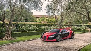 bugatti history seen red and black 2008 bugatti veyron for sale