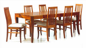 dining room graceful wooden dining room chairs ergonomic table