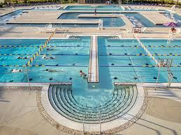 outdoor lap pool aquatics facilities lsu urec