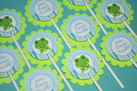 frog baby shower frog themed baby shower invitations party xyz