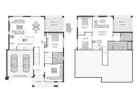 baby nursery bi level house plans floor plans for split entry
