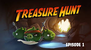angry birds toons season 2 episode 1 treasure hunt