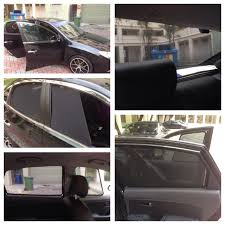 Magnetic Curtains For Car Laser Shades Custom Fit Sunshades For Cars Car Accessories On