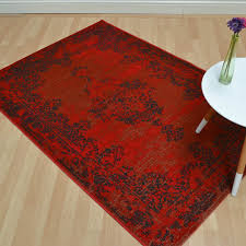 Revive Laminate Flooring Revive Rugs Re02 In Grey Free Uk Delivery The Rug Seller