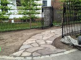stone walkways dirt simple