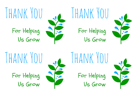 thank you cards for teachers thank you cards free printable end of year gift