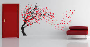 Beautiful Wall Stickers by Make A Beautiful Wall Of Your Room With Tree Wall Decals In Decors