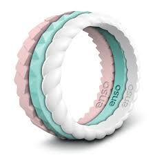 silicone rings unique wedding rings u0026 active lifestyle rings