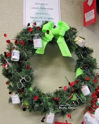 10 hospital christmas decorations that show medical staff are the