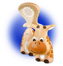 Kids Lamps Portable Cute Led Animal Lamps Home Designing