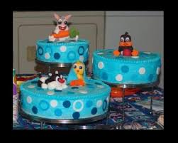 looney tunes baby shower baby looney tunes shower cake cakecentral