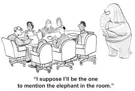 can we finally talk about the elephant in the room mental health