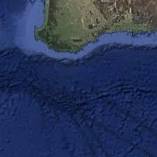 australia satellite map south australia region map adelaide yorke peninsula australia