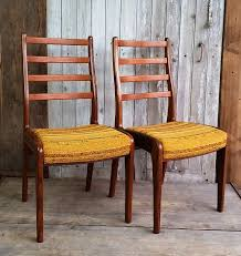 G Plan Dining Chair Vintage G Plan Dining Chairs Vinterior