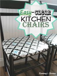 Kitchen Chair Covers Kitchen Chair Slipcovers So I Can Save My Chairs From My Kids And