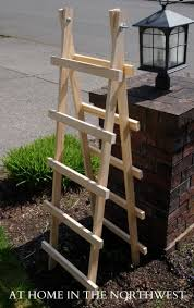 Wooden Trellis Plans 106 Best Trellis Plans Images On Pinterest Garden Trellis Diy