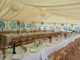 wedding marquee wooden folding chairs home sweet home