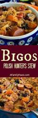 Stew Ideas Bigos Polish Hunter U0027s Stew A Family Feast