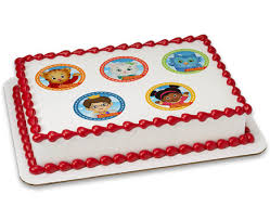 daniel tiger cake daniel tiger cake decorating supplies cakes