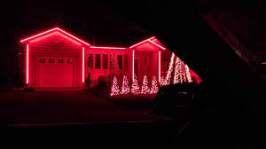 home design house christmas lights on houses decorating for home