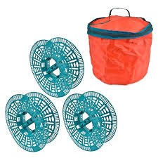 light storage containers reels and