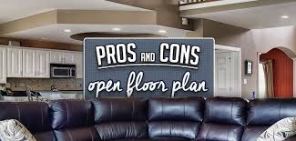 open floorplans open floor plans vs closed floor plans budget dumpster