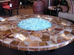 tropitone fire pit table reviews tropitone fire pit table our custom propane or natural gas fire pit