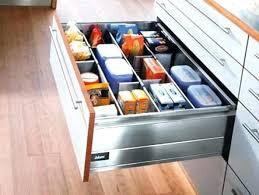 tiroir interieur cuisine organisateur de tiroir cuisine range tiroir cuisine rangements with