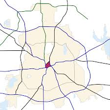 Dallas Culture Map by List Of Neighborhoods In Dallas Wikipedia