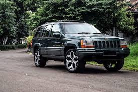 gunmetal jeep cherokee permaisuri jeep grand cherokee with advanti mp659 20