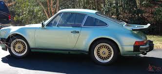 porsche 930 turbo 1976 1976 porsche 930 turbo carrera