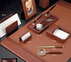 Desk Sets And Accessories Desk Accessories Executive Desk Sets