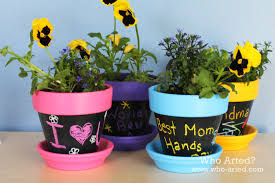 decorative flower pot 41 cool ideas for day craft for kids