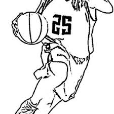 basketball coloring pages nba learn to be nba player coloring page learn to be nba player