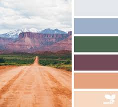 196 best color inspiration images on pinterest color palettes