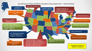 University Of Arizona Map Success Stories