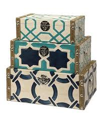 sterling pear padded ornament storage box zulily