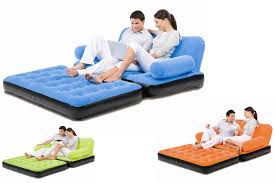 Sofa Beds With Air Mattress by Inflatable Sofa Bed Roselawnlutheran