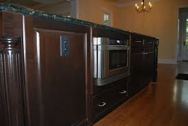 Microwave In Kitchen Island Kitchen Island Microwave Kitchen Ideas