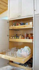 Kitchen Cabinet Storage Ideas Whisperwood Cottage Functional Kitchen Cabinet Storage Ideas