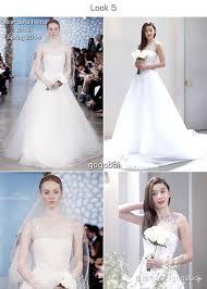 wedding dress korean 720p cheon song yi tries on oscar de la renta wedding gown in my