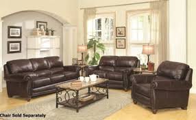 Brown Bonded Leather Sofa Sofa Leather Sofa And Loveseat Set Alluring Brown Leather Sofa