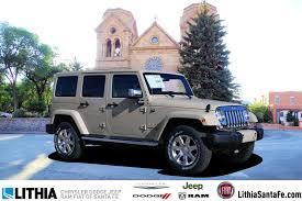 chrysler jeep wrangler lithia chrysler dodge jeep ram fiat of santa fe new dodge jeep
