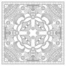 squared complex mandala by karakotsya 2 very difficult mandalas
